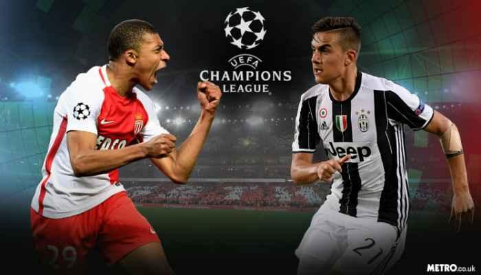 Agen Bola Online - Prediksi AS Monaco vs Juventus