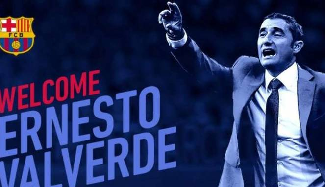 Agen Bola - Ernesto Valverde