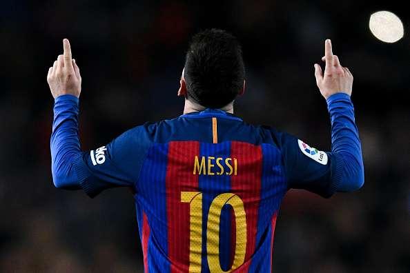 Sabung Ayam Online - Lionel Messi